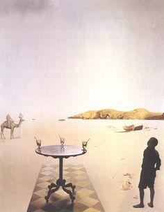 Salvador Dali - Sun Table