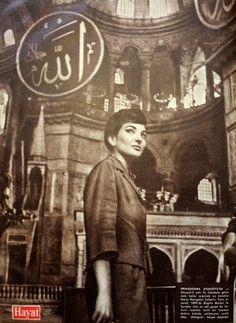 OĞUZ TOPOĞLU : maria meneghini callas 1959 hayat dergisi