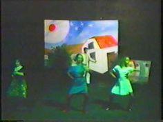 Anreas Dorau - Fred vom Jupiter (1981). Neue Deutsche Welle. Or, just plain weirdness.