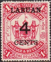 Resultado de imagen de Labuan stamp