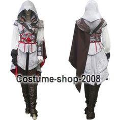 Assassin's Creed 2 Costume II EZIO FEMALE VERSION NEW | eBay