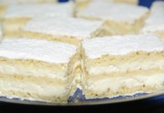 Pihe-puha túrós süti | NOSALTY Hungarian Desserts, Hungarian Cuisine, Hungarian Recipes, Vanilla Cake, Sweet Recipes, Cheesecake, Food And Drink, Dessert Recipes, Cooking Recipes