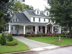 A country home in Bath, NC