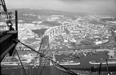 Construcao Ponte Sobre Tejo 22