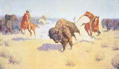 Frederic Remington art