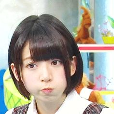 no title Hashimoto Nanami, Japan Girl, Real Beauty, Short Hair Cuts, Girl Group, Cute Girls, Idol, Kawaii, Japanese