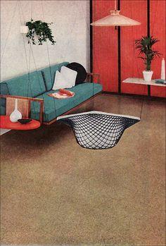 1950s Mid Century Italian Design by American Vintage Home, via Flickr