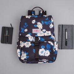 Looking for a Little Black Number to fit all of your bits and bobs in? Get organised with our backpack, it will carry all those essentials including your laptop. #Laptop