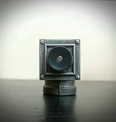 "STEAMPUNK LAMP SWITCH​ - Lamp Switch For Steampunk Pipe Lamps 1/2"" - Lamp Parts"