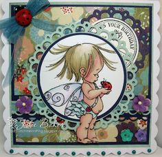 Baby Fairy by Mo - Julie on Mo's Dream Team