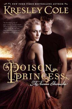 Poison Princess by Kresley Cole -- October 2012