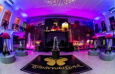Festa tema Tomorrowland Larissa: pista com bolo - Fotos: Vips Fotos / João Henrique e Paula Nunes