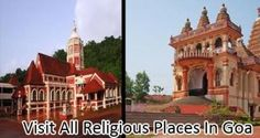 Visit All Religious Places In Goa
