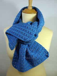 Stole crochet  Stola all'uncinetto di PyrosePatch su Etsy