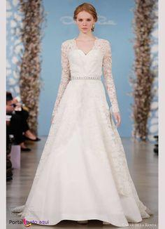 Vestido de noiva inverno 2013/2014 | Portal Tudo Aqui