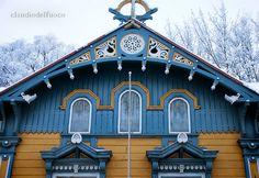 Finland - Vanha Rauma - a house