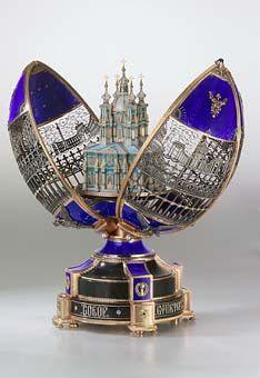 Russian Easter eggs #rusisianjewelry