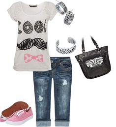 """Casual Fun"" by julie-carter on Polyvore"