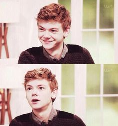 Thomas Sangster // Newt