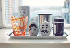 Mr. & Mrs. Salt and Pepper Shaker.