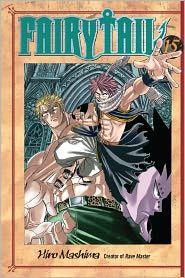 'Fairy Tail, Vol. 15' by Hiro Mashima