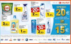 Spendi e Riprendi Carrefour Market con P&G