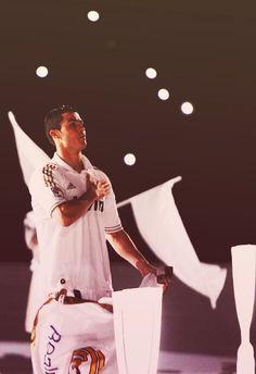 CR7 Hala Madrid!!