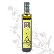 Kasandrinos Organic Extra Virgin Olive Oil - 500 ML Bottle