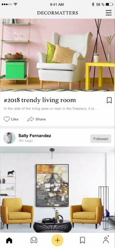 How to transform your home in seconds? You can do it yourself! Download DecorMatters and enjoy the life-changing magic!