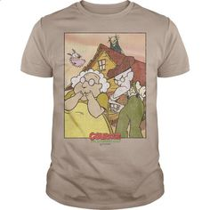 Courage The Cowardly Dog - Gothic Courage - #t shirt designs #sport shirts. GET…