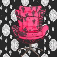 Crazy fun with my patterns/ locura deliciosa con mis patrones#lottihaeger #art #architecture #arquitectura #casa #color #colour #couleurs #design #diseño #decoración #decoration #färg #fabric #flowers #furniture #hem #home #inredning #interiordesign #maison #möbler #meubles #patrones #patterns #telas #tyger #tissus #textiles #revistaaxxis