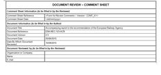 Self Review Log Of Project Monitoring  Control Download For