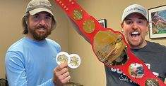 Redfish Spots Tournament (Win This Redfish Championship Belt)!