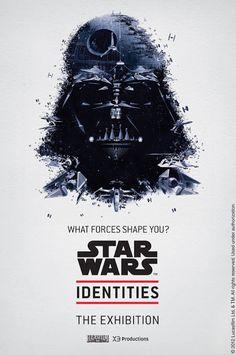 Galaxy Fantasy: La exposición Identities refleja la esencia de cada personaje de Star Wars
