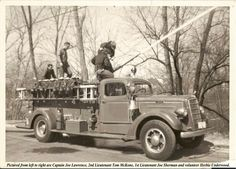 vintage trucks | EGFD Retired Apparatus