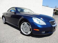 Check out this 2005 Lexus SC 430 on AutoTrader.com