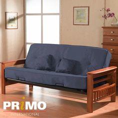 Orlando Futon  #futon  #couch  #sofa  #primointl Futon Couch, Small Space Solutions, Orlando, Small Spaces, Furniture, Home Decor, Orlando Florida, Decoration Home, Room Decor