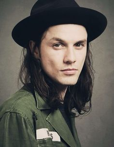 What is it about me and British guys?  (James Bay)
