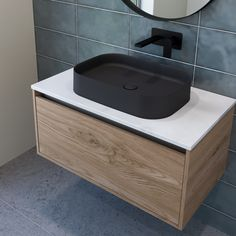 smartB Basin | City 50 Vanity | St Michel Bathroomware Designed & Made in New Zealand