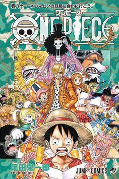 One Piece Volume 81