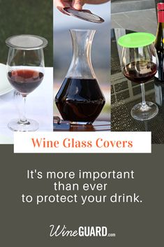 Tired of trying to guard your wine from fruit flies, wasps or airborne particles? Create your own no-fly-zone with WineGuards! Just sit back and relax between sips and let your wine breathe.   #wineguard #wineglasscover #wineaccessories #shopit #gifts #bestgift #barware #giftsforhim #giftsforher #winetops #winetopper #winestagram #winegift #drinklid #wineglass #noflyzone #newproduct #barware #wineenthusiast #winedrinker #weekendvibes #wineglasscovers #amazon #stockingstuffers #winegifts Winery Tasting Room, Wine Tasting Experience, Fruit Flies, Stainless Steel Mesh, Wine Gifts, Red Wine, Tired, Breathe, Barware