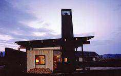 Logan Pavilion Lounge / Carney Logan Burke Architects