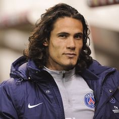 Edinson Cavani. Even though he plays for Paris Saint Germain and Uruguay, I still really like him.