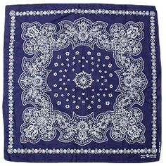 Valet. > Style > Products > American Beauty - Bandanas