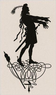 Paul Konewka (1841-1871) | 'Midsummer Night's Dream' William Shakespeare