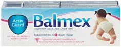 Balmex diaper rash ointment tube, with aloe & vitamin e - 2 oz