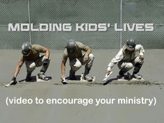 Molding Kids' Lives (video to encourage your ministry) ~ RELEVANT CHILDREN'S MINISTRY
