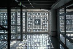 Light Matters: Mashrabiyas - Translating Tradition into Dynamic Facades,INSTITUT DU MONDE ARABE, Paris, France (1981 – 1987). Architecture: Jean Nouvel, Gilbert Lézénès, Pierre Soria, Architecture Studio. Image © Georges Fessy