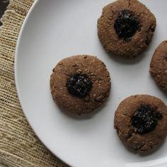 Husarski kolacici od heljde i badema s pekmezom od suhih sljiva