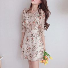 👙 The best korean Fashion Trends Outfits 👗 korean fashion clothes Korean Fashion Dress, Korea Fashion, Kpop Fashion, Muslim Fashion, Korean Outfits, Cute Fashion, Fashion Outfits, Fashion 2018, Fashion Trends
